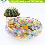 가정 장식 진주 모양 수정같은 토양 물은 꽃 Weeding를 위한 생물 젤 공을 구슬로 장식한다
