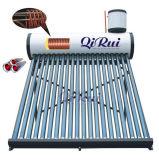 Pressione massima minima/riscaldatore di acqua a energia solare Non-Pressurized del serbatoio del riscaldamento ad acqua calda del collettore del sistema della valvola elettronica dell'acciaio inossidabile