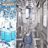 Línea de producción de barril Lavado Llenado y tapado para 5 galones
