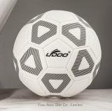 カスタマイズされたロゴPUのサイズ5のマッチのフットボールのトレーニングのサッカーボール