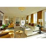 Bestellte Möbel für Hotel-Schlafzimmer und Wohnzimmer voraus