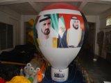 De grote Opblaasbare Ballon van de Vorm van het Valscherm van de Reclame