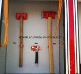 판매를 위한 HOWO 상표 물 거품 탱크 화재 싸움 트럭