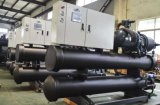 Wassergekühlter Schrauben-Kühler für optische Beschichtung-Maschine
