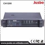1200-1800 vatios de la etapa de Subwoofer de sistema linear accionado grande profesional del amplificador