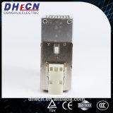Hdr-120, 120W de Levering van de Macht van de Omschakeling van het Spoor van DIN 12VDC, 10A, 24VDC, 5A, 48VDC, 2.5A