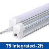 tubo Integrated di 6500k 18W 1200lm 2FT T8 LED