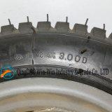 عجلة [ور-رسستنت] مطّاطة يستعمل على [موبييتي] تجهيزات (4.00-12)