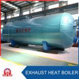 Caldaia industriale di calore dello scarico del generatore