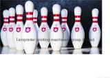 Impression de roulis de bowling de TM-150s 1 imprimante de garniture de couleur avec la navette