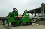 Pompe de mélange concrète principale intrinsèque de pompe de pétrole de Kawasaki de fabrication de poulie