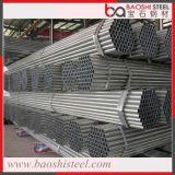 Tubi d'acciaio galvanizzati con differenti formati