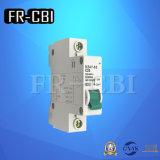 Cortacircuítos-MCB miniatura del circuito de los cortacircuítos del circuito de aire Dz47-63/C45