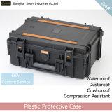 Случай водоустойчивого случая аппаратуры обнаружения случая компьтер-книжки воинского пластичный