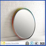 Hauptdekoration 2mm, 3mm, 4mm, 5mm silberner Spiegel ohne Rahmen