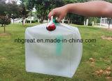 Напольное 20L складывая складную ся несущую воды