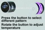 Painel do chuveiro do aço inoxidável de Digitas do espelho das funções de Kza-16205s 4