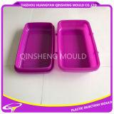 Molde plástico da caixa de almoço