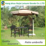 UV-Beständige haltbare knallen oben seitlichen Regenschirm mit kundenspezifischem Drucken