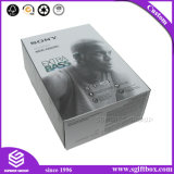 Elektronik-Nabe Pcakaging Geschenk-Kasten für Kopfhörer-Miniton