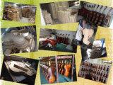 Винт остальных подбородка скрипки золота частей & вспомогательного оборудования скрипки Aiersi Sinomusik