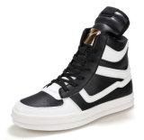 Nova coleção Spring Men Shoes com metal (YN-12)