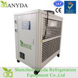 Pequeño refrigerador de agua de enfriamiento de la capacidad de 1~20 kilovatios