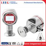 Санитарный полный датчик давления вакуума диафрагмы