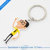 Catena chiave del PVC Keychain del regalo di promozione