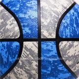 Сбывание шарика баскетбола PVC выдвиженческое прокатанное