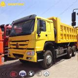 Sinotruk HOWO 6X4 336HP Lastkraftwagen- mit Kippvorrichtungverwendete LKWas