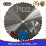 Pequeña hoja de sierra para hormigón: Diamond Cuchilla de corte para el hormigón