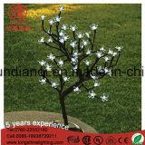 Luz alegre blanca del árbol de IP65 220V LED mini para la decoración casera