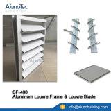 Aluminiumglasluftschlitz-Fenster