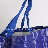 Sac non tissé de empaquetage réutilisé réutilisable de sac à main des achats pp d'emballage