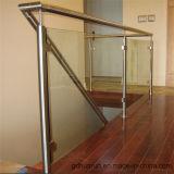 Runde Form-Edelstahl-Handlauf-Entwurf für Treppe (HR-1371B)
