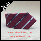 Cravatta cinese del Mens tessuta seta perfetta del nodo