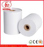 Papier thermosensible de papier/en plastique du faisceau 80mm*80mm pour la machine de position