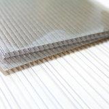 Strato vuoto di cristallo del policarbonato per la decorazione dell'interno