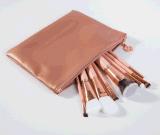 insieme di spazzola facciale di qualità superiore di trucco 8PCS con il sacchetto di cuoio del PVC