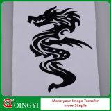 Varejo bem escolhido do vinil de transferência de Qingyi o melhor para o vestuário do cliente