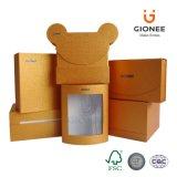 Junta de papel caja rígida impresión de envases caja de regalo
