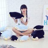 소녀를 위한 채워진 연약한 사랑스러운 인형 펭귄 장난감