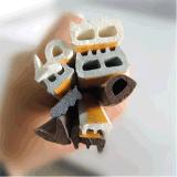 Striscia/espulsione di gomma adesive della guarnizione del silicone EPDM della gomma piuma