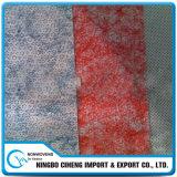 Wipe non tessuto a gettare industriale abrasivo di pulizia di assorbimento di acqua dell'olio dell'OEM