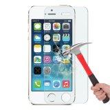 Les ventes en gros Anti-Rayent la glace Tempered pour l'iPhone Se/5s/5c/5