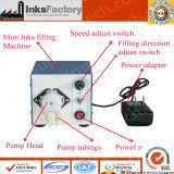 Mini machine de remplissage d'encres pour des sacs d'encre et des cartouches d'encre