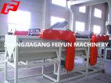 Чистка полиэтиленовой пленки рециркулируя машинное оборудование
