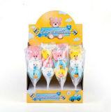 Forma 3D cartón duro del juguete oso Lollipop Dulces y Confitería