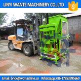 Machine de verrouillage de brique de Flyash complètement automatique de l'argile 2016 Wt2-10